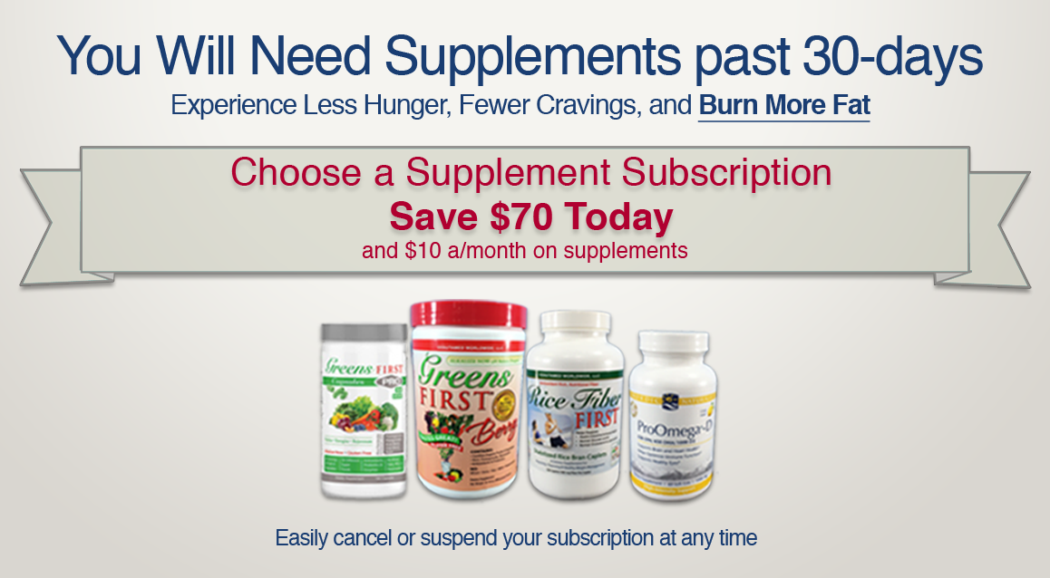 Get a Supplement Subscription